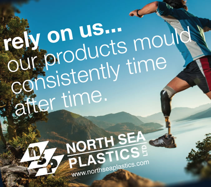 North Sea Plastics advert
