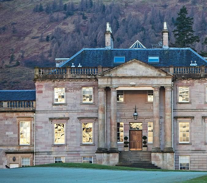Loch Lomond Golf Club House