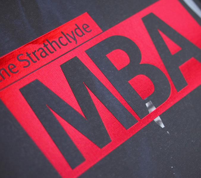Strathclyde MBA Brand