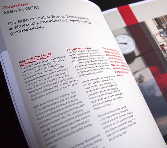 Strathclyde MBA Brochure
