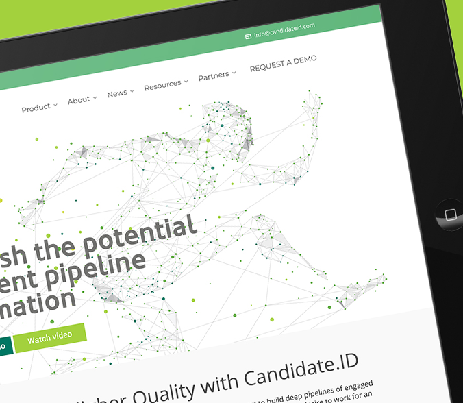 Candidate id illustration website