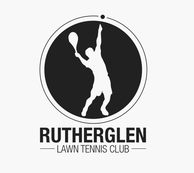 Rutherglen tennis club old logo