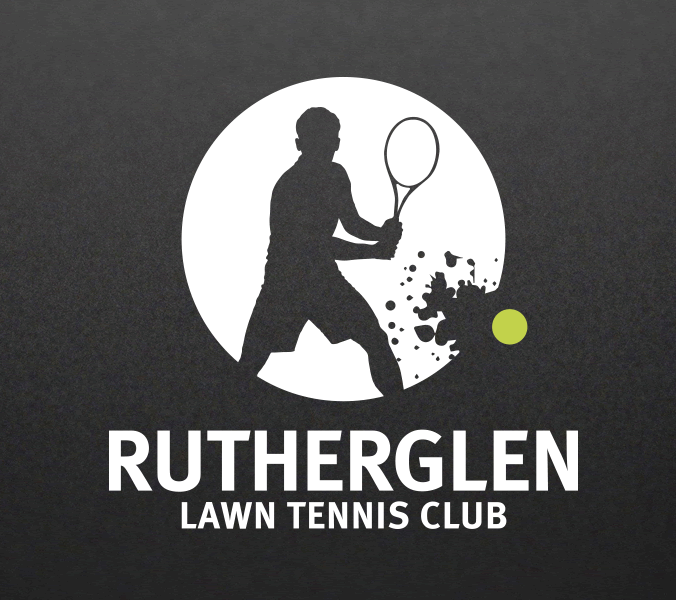 Rutherglen tennis club new logo