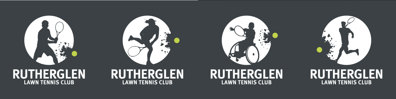 Rutherglen tennis club old logos